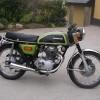 1976 Honda CB 200